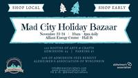 <span class='eventTitle'>First Annual Mad City Holiday Bazaar</span>