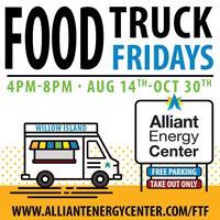 <span class='eventTitle'>Food Truck Fridays</span>