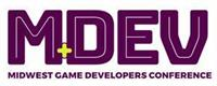 <span class='eventTitle'>M+Dev Conference - A Midwest Game Developers Conference</span>