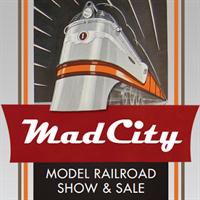 <span class='eventTitle'>Mad City Model Railroad Show & Sale</span>