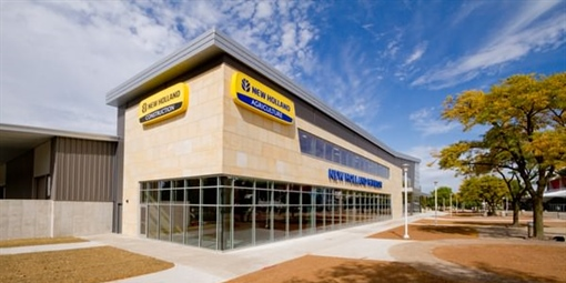 New Holland Pavilions